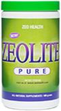 zeolite pure heavy metal detox product